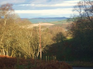 looking towards Bennachie 3 jan2013 004