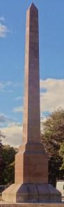 M'Grigor obelisk Duthie Park 2