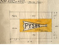 PSYBE company flag