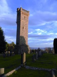 Hector Macdonald memorial Dingwall