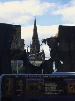 Demolition of St Nicholas House complex reveals interesting aspects of Aberdeen