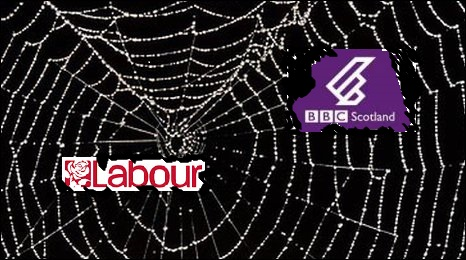 bbc scotland tangled web