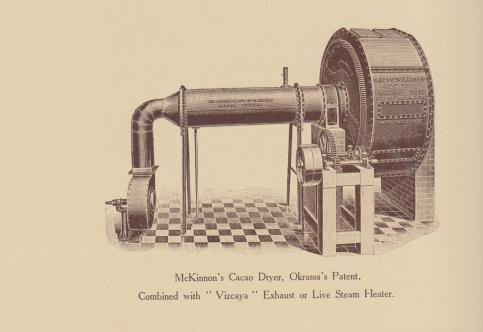 mckinnon machine