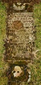 St Drostan's graveyard, Insch