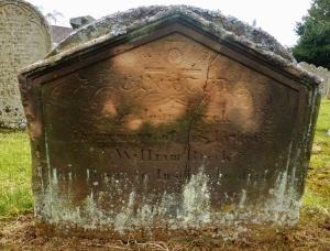 St Drostan's churchyard