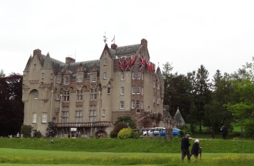 Kincardine o' Neil castle