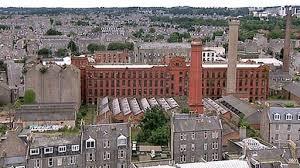 Broadford Works, Aberdeen