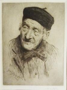 'The Dominee' Henry Wright Kerr