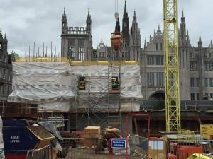 disappearing marischal