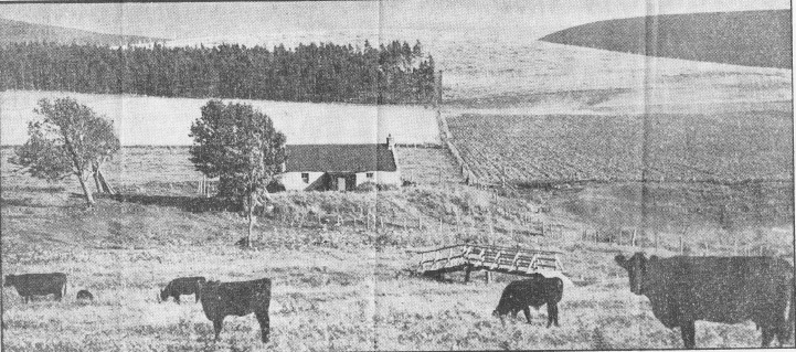 glenlivet farmland