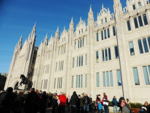 Marischal College is about to be dwarfed and hidden by a hideous commercial development only a handful of planners and councillors and business interests want.