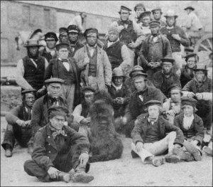 Peterhead Whaling Crew