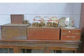 dials and parts
