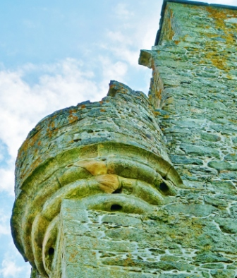 turret Glenbuchat