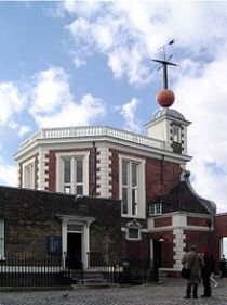 Time ball at Greenwich