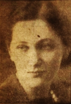 Sister Isobel Spence was drowned  in 1944 on active service