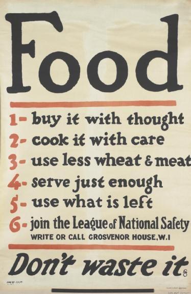 war-time-food