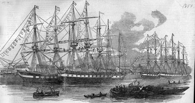 Bangalore first of migrant ships