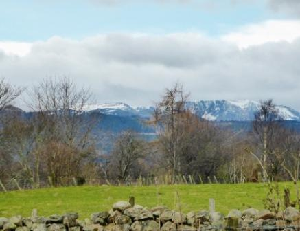 Lochnagar from Tullich