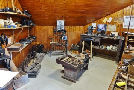 Souter's workshop
