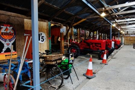 tractor hall