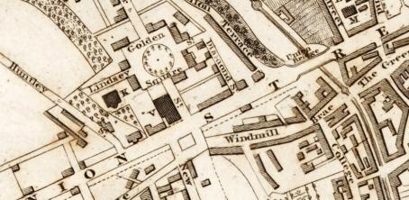 1828 Plan Union Street