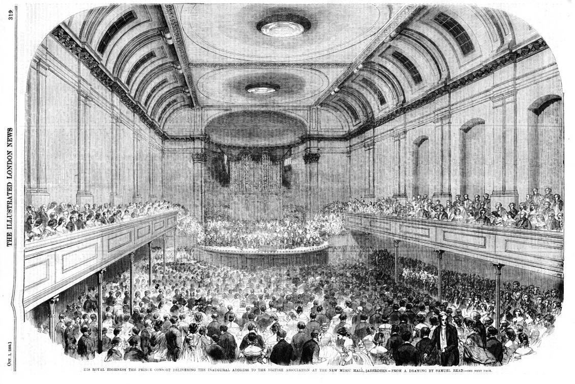 Music Hall 1859