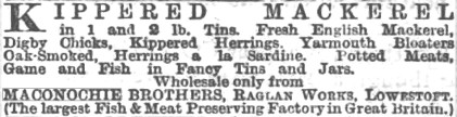 Ad of 1877