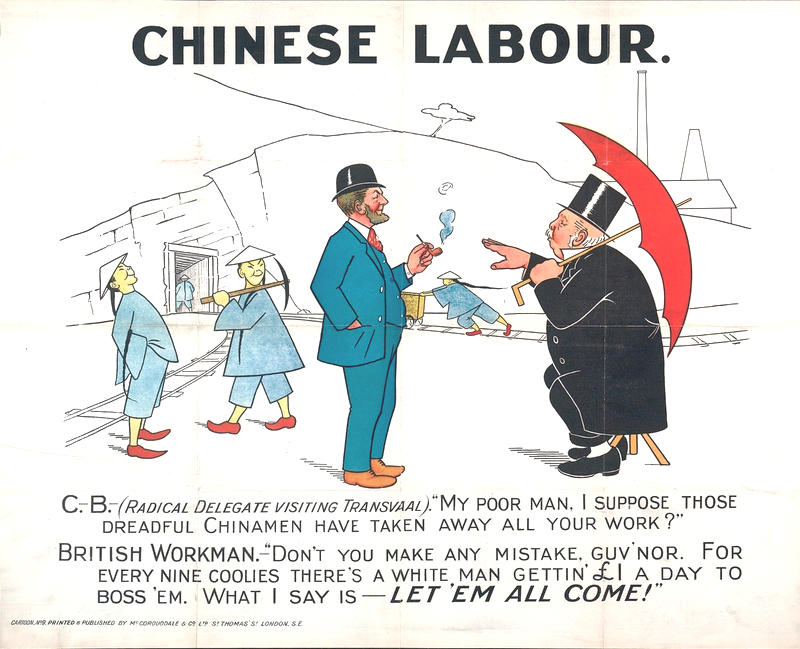 Chinese Labour