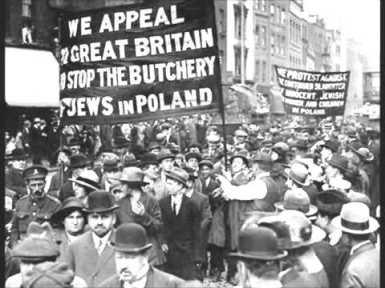 Jewish Pogrom