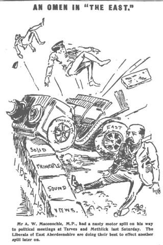 Maconochie Accident APJ Aug 22 1903