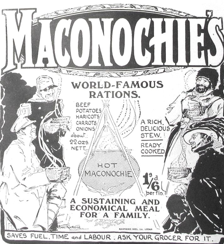Maconochie's Ad 2