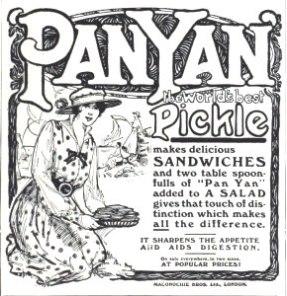 Pan Yan Pickle ad