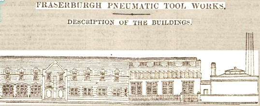 Pneumatic Works ADJ March 14 1903