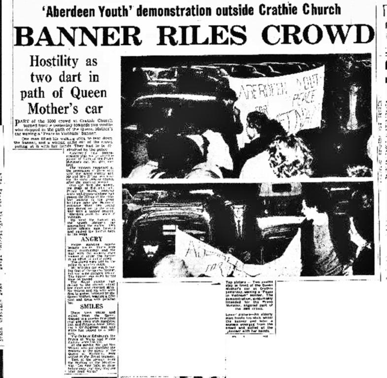 cnd demo crathie 1967