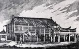 The missionary school in Malacca