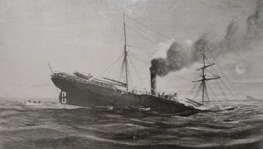 Teuton-Sinking