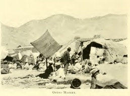 Oruro market