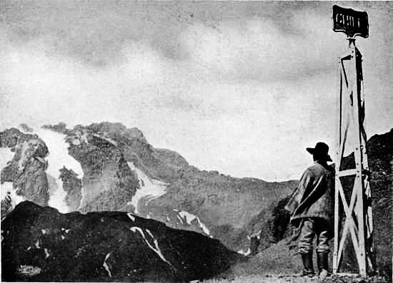 Andes frontier