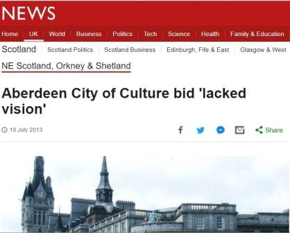 city culture nae vision