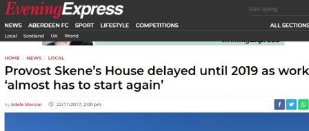 skenes delayed